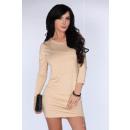 Großhandel Kleider:Sportkleid - beige
