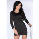 Großhandel Kleider:Schwarzes Sportkleid