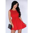 Großhandel Kleider:Ausgestelltes Kleid