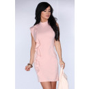 Großhandel Kleider:Kleid mit Rüschen - Pink