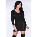 Großhandel Kleider: Elegantes Kleid - schwarz