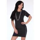Großhandel Kleider: Klassisches Kleid - schwarz