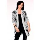 Großhandel Pullover & Sweatshirts: Pullover / Strickjacke - grau
