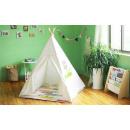 Teepee tent white