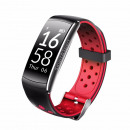 wholesale Sports and Fitness Equipment: Activity tracker with holes band red