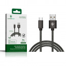USB CABLE FOR RECHARGE AND DATA SYNCHRONIZATION 1M