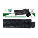wholesale USB-Accessories: KEYBOARD AND WIRELESS MOUSE