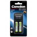CAMELION Stecker - Ladegerät BC-1001A inkl. 2x Ni-