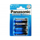 Panasonic Zinc Coal R6 / Mignon / BP4