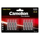 Camelion plus Alkaline LR03 / AAA / BP8 (4 + 4)