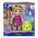 Hasbro E0609GC0 Babypop - Baby Alive Potty Dance