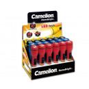 CAMELION FL1L2AAD24 LED Taschenlampendisplay mit 2