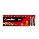 Camelion plus Alkaline LR03 / AAA / SP12 (10 + 2 G