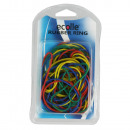 Ecolle rubber bands 80 pcs.