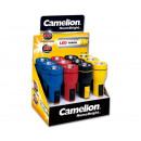 CAMELION FL1L2DD12 LED Taschenlampendisplay mit 12