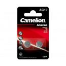 CamelionAlkaline AG10 / LR54 / LR1130 / 389 / BP2