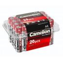 Camelion plus Alkaline LR6 / AA / PB20