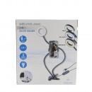 Soundlogic Selifie Holder 2-in 1, LED ringlicht