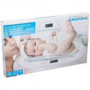 Grundig digitale babyweegschaal met LED-display, t