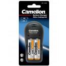 CAMELION Stecker - Ladegerät BC-1009 inkl. 2x Ni-M