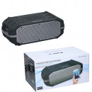 Soundlogic Draadloze Bluetooth Titanium-luidspreke