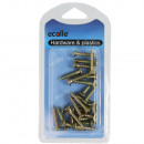 grossiste Outils a main:Ecolle 5x30mm 25 pièces