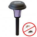 Grundig LED Solar Lamp & insecten moordenaar