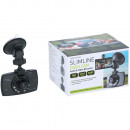 Dashcam Full HD SLIMLINE Audio- en videorecorder