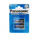 Panasonic Zinc Coal R03 / Mignon / BP4