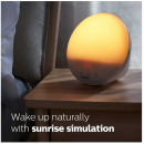 Philips Réveil lumière du jour Wake-Up Light HF352