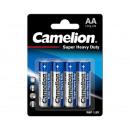 Camelion R6 / AA / bleu / BP4