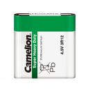 CAMELION 3R12 / Flachbatterie / 4,5 Volt / Grün /