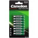 Camelion R03 / AAA / vert / BP8