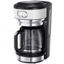 Machine à café filtre Russell Hobbs, acier inoxyda