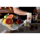 wholesale Drinking Glasses: RCR crystal fruit glass bowl Melodia , 30.5 x 1