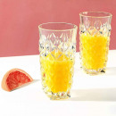 wholesale Drinking Glasses: RCR Crystal Long Drinking Glass Enigma , Set of 6