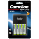 CAMELION Schnell - Ladegerät BC-1002A inkl. 4x Ni-