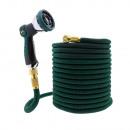 T24 Premium 30m flexibele tuinslang, groen