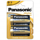 Panasonic Alkaline Power Batterijen LR20 Mono D BP