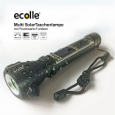 Ecolle Multi Solar Flashlight