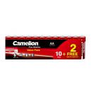 Camelion plus Alkaline LR6 / AA / SP12 (10 + 2 GRA