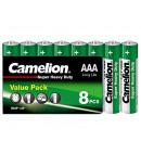 CAMELION R03 / AAA / Grün / SP8 (40 x 8er Shrink