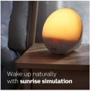 Philips Budzik Wake-Up Light HF3520 / 01 ze światł