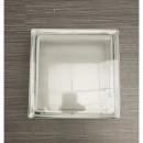 Üvegtömb 19x19x8cm