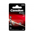 CamelionAlkaline AG2 / LR59 / LR726 / 396 / BP2
