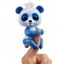 WowWee Fingerlings Glitter Baby Panda Archie, bleu