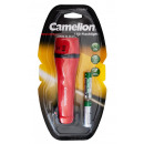 CAMELION PT1L2AA-2R6PBP 1LED gummierte Taschenlamp