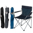 Foldable camping chair 3 colors