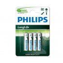 Philips Longlife R03 / Micro / BP4
