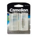 Camelion Adaptateur en plastique pour Mono R20 / D
